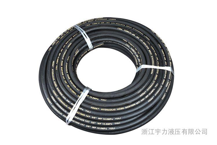 液压编织胶管图片