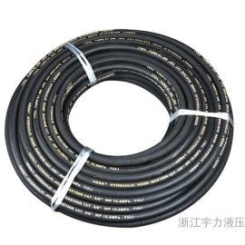 1-10-16钢丝编织液压胶管