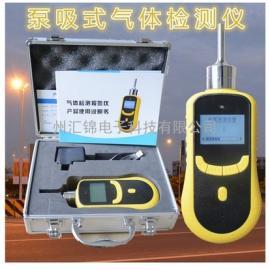 泵吸式氨气检测仪化工厂农业鸡舍养猪场氨气浓度检测仪