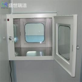 供应 不锈钢传递窗 冷板喷塑传递窗