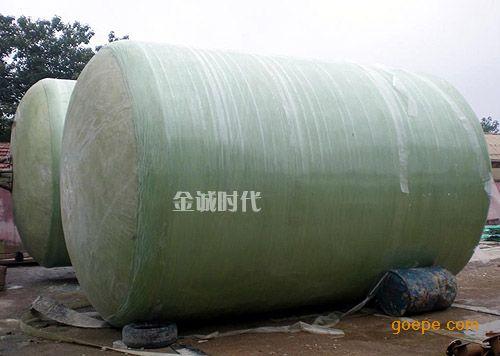 深圳75立方玻璃钢化粪池