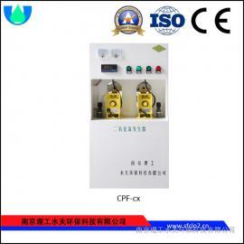 CPF-CX壁挂式二氧化氯发生器