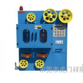 包纸机小型包带机力矩收线铝箔专用包纸机单双层迷你立式包纸机