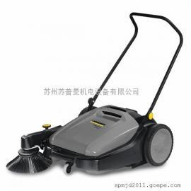 北京手推式扫地机厂家 凯驰无动力扫地机