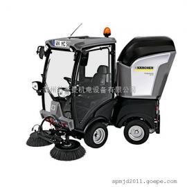 上海驾驶式环卫清扫车,型号