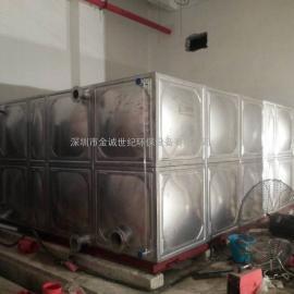 广州不锈钢方形保温水箱