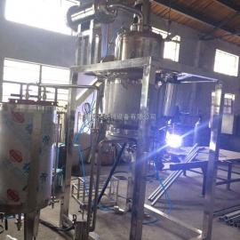 厂家直销蓖麻精油提取设备、香料油蒸馏设备、水蒸气蒸馏器