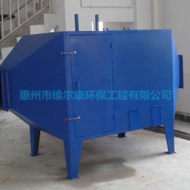 广东维尔康活性炭吸附塔-有机废气治理专用