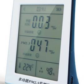 拓普BGFM-09全新甲醛与PM2.5监测仪