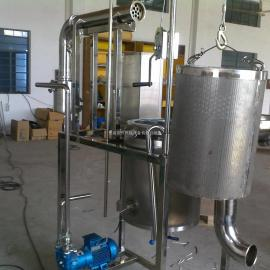 设备制造厂家直销生姜精油提取设备、香料油蒸馏设备、水蒸气蒸馏