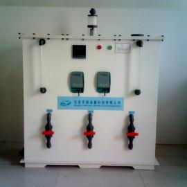 禹城二氧化氯生活污水处理设备