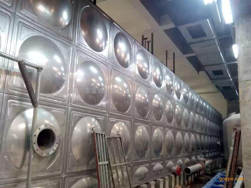 深圳组合式消防水箱
