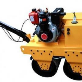 小型手扶式压路机 经济汽油单钢轮压路机