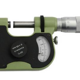 正品广陆251-101LT 25mm量程机械杠杆千分尺