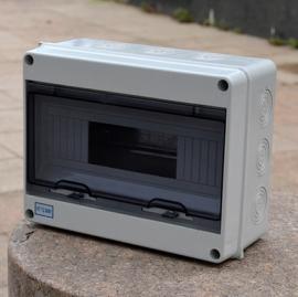 HT-12WAY塑料配电箱