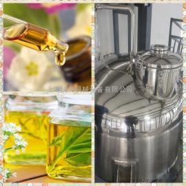 设备制造厂家直销小茴香油提取设备、香料油蒸馏设备、水蒸气蒸馏