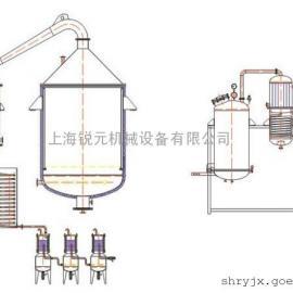 设备制作厂家直销迷迭香提取设备、八角油分馏设备、沸点分馏器