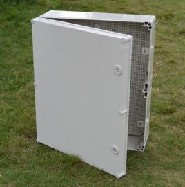 灰色盖ABS塑料箱
