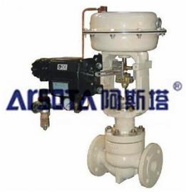 ZJHP-64G气动薄膜蒸汽调节阀 高温蒸汽调节阀 蒸汽高压调节阀