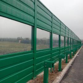 厂家供应 凹凸穿孔声屏障 高速公路高架桥隔音墙定制
