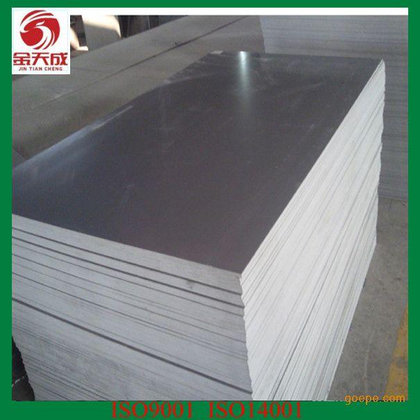 防腐设备专用PVC板 耐酸碱PVC板 PVC塑料板 PVC硬板