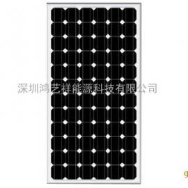 四川甘孜275W单晶硅太阳能电池板组件厂家
