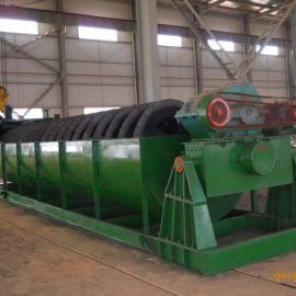 龙达选矿设备 300细粒脱泥脱水螺旋分级机