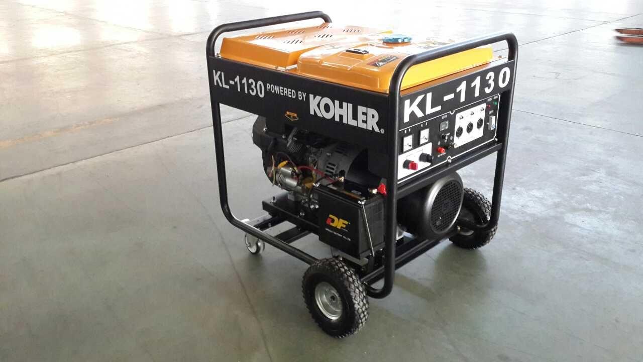 美国科勒15kw单相汽油发电机组kl-1140型