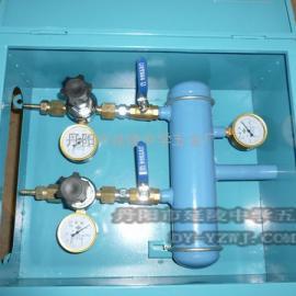 洛阳氧气接头箱、终端箱、气体集气包供气箱