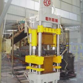 耐火材料液压机|耐火材料粉末液压成型机|恒兴耐火材料制砖机