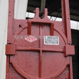 小铸铁圆闸门、法兰式铸铁圆闸门、镶铜圆闸门