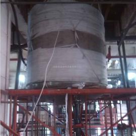 专业供应贵州-遵义不锈钢加热器 反应釜罐环保节能电磁加热设备