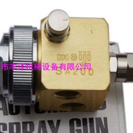 原装日本明治SA-200自动喷枪陶瓷厂喷釉皮革厂专用喷油枪