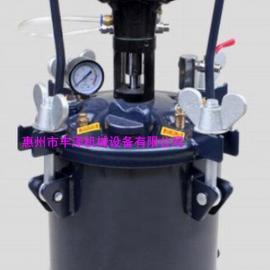 厂家直销10升压力桶/手动搅拌桶自动搅拌桶涂料压力罐喷漆罐