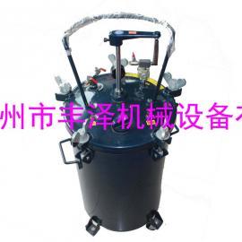 批发40L全自动搅拌机/气动压力桶油漆气动压力罐