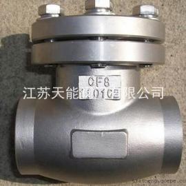 不锈钢低温焊接止回阀DH61F-40P