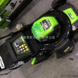 【现货销售】2015款锂电池推草机、电动草坪机