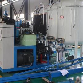 天津旭迪高压发泡机每秒流量600g聚氨酯高压发泡设备