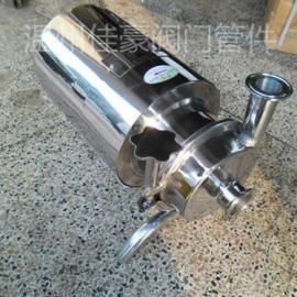 低�r直�N不�P�CIP回程泵/�l生��x心泵 回程清洗自吸泵