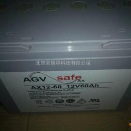 霍克蓄电池AX12-100新运价