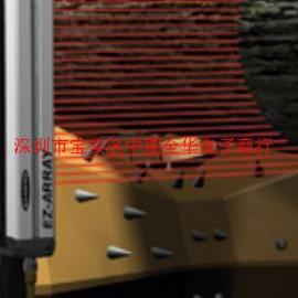 LS2LR30-600Q8邦纳BANNER安全光幕