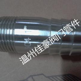 不�P�外螺�y皮管接�^ 201外�z竹�型��塔式�管接�^