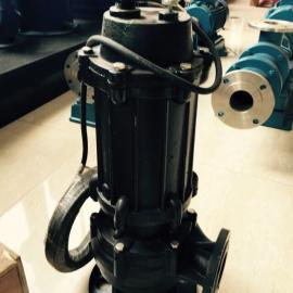 WQK/QG切割式��水排污泵