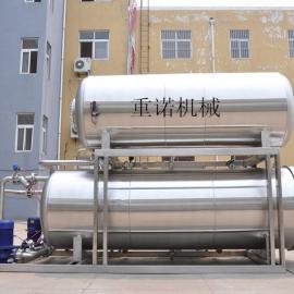 厂家直销不锈钢双层水浴式高温高压调理杀菌锅6