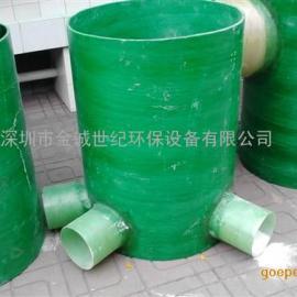 深圳玻璃钢检查井
