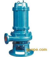 污水泵维修