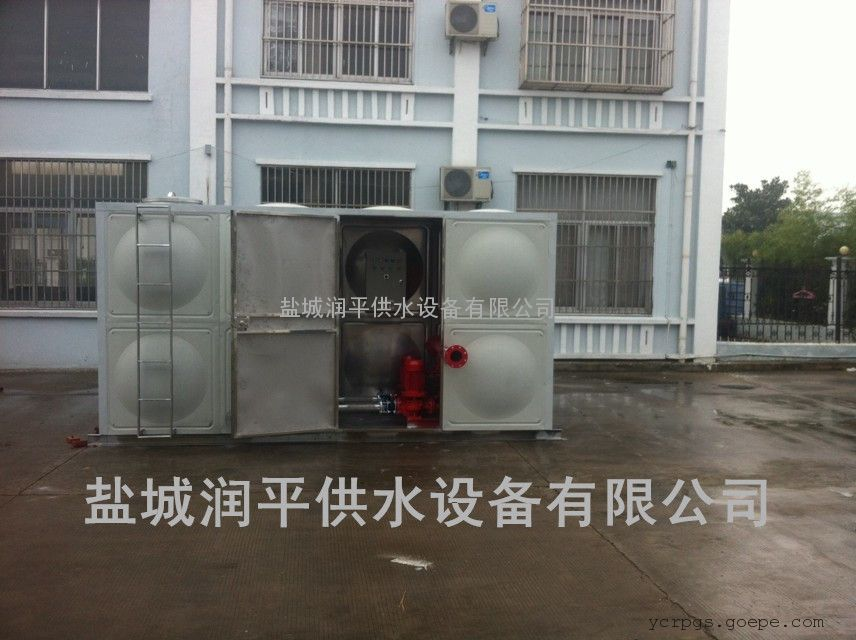 润平供应四川不锈钢箱泵一体化 凯泉稳压设备 2016年热销
