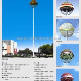 20米篮球场高杆灯价格/25米足球场高杆灯