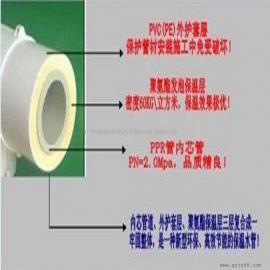 PPR热水保温管哪里有、寻找保温管生产厂家、保温管价格
