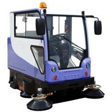大型驾驶式扫地机,新型全封闭扫地机,明诺道路环卫清扫车